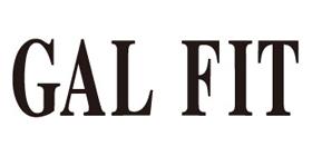 GAL FITのロゴ画像