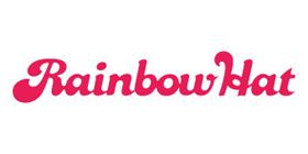 Rainbow Hatのロゴ画像