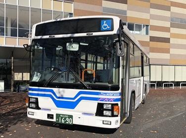 路線バス開通のご案内画像