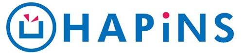 ハピンズ ロゴ